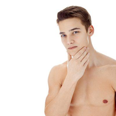 laser hair removal men london