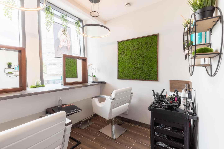 Hairdressing salon London
